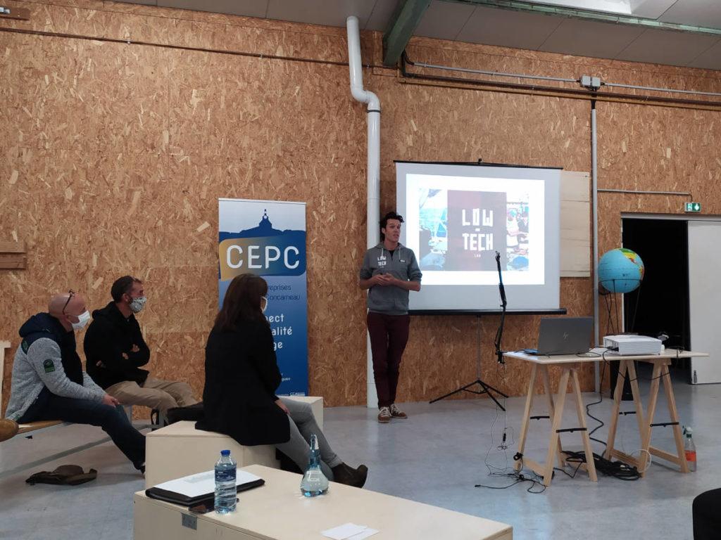 CEPC-Explore-interclubs-Clement-Chabot-Low-Tech-Lab