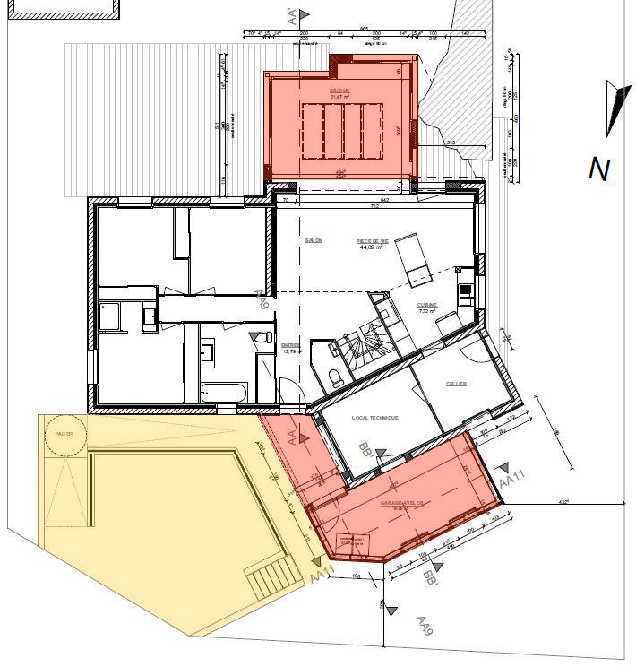 Tresadenn3D Plan extension